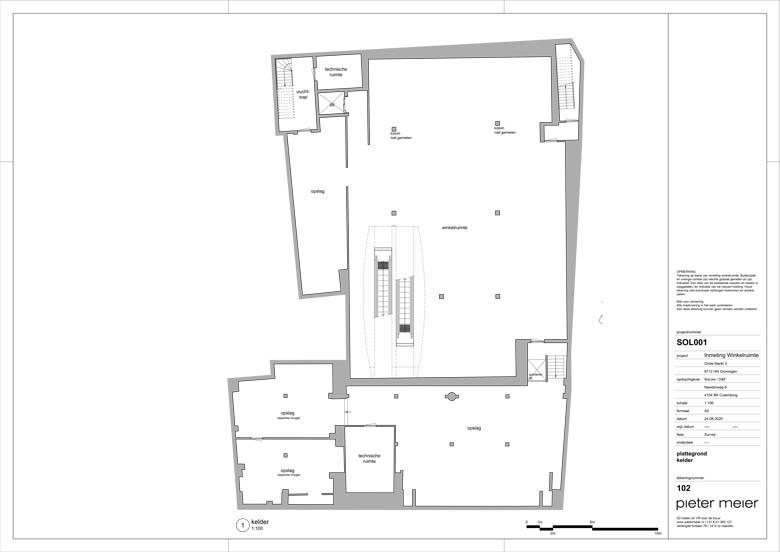laserscan plattegrond 1