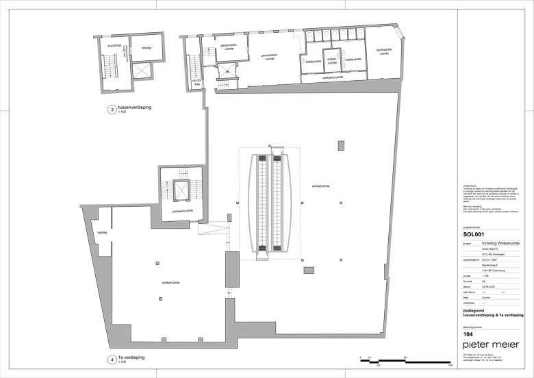 laserscan plattegrond 3